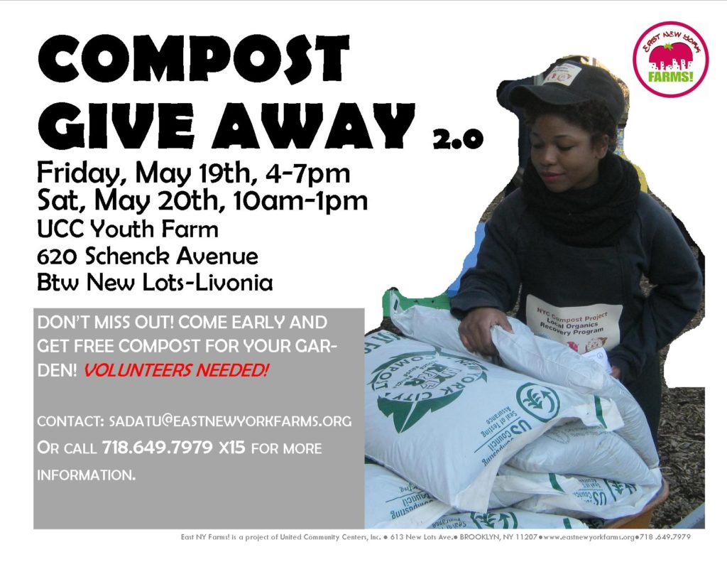 compost giveaway u0026 plant sale this weekend
